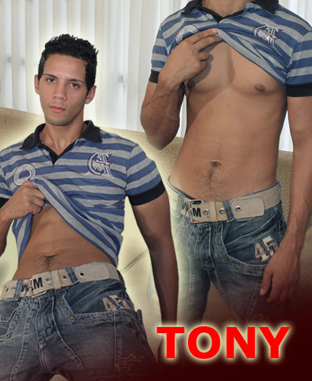 Naked Latinos - Tony