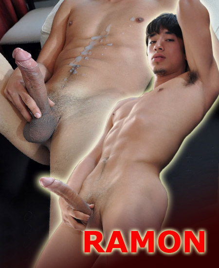 Nude Latin Men - Ramon