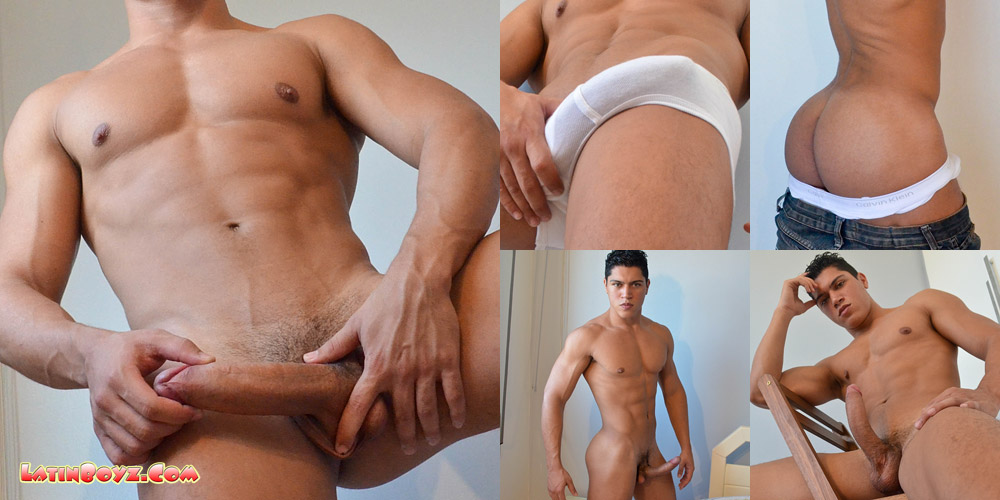 naked Latino men