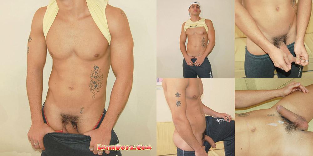 "Age 24 - Height 6' 1"" - Weight 190 lbs. - Brazilian"