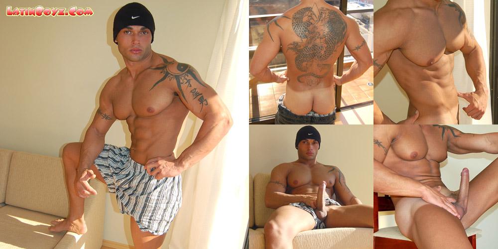 "Age 23 - Height 5' 10"" - Weight 175 lbs. - Brazilian"