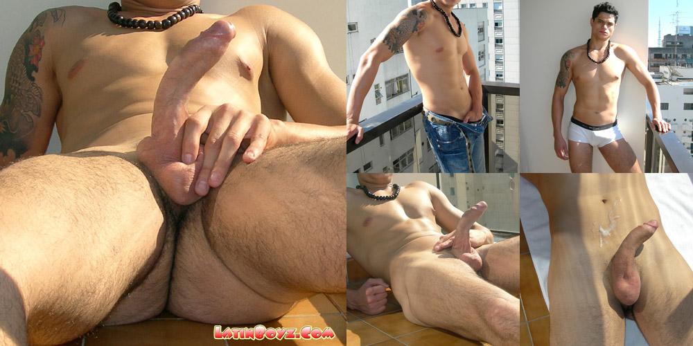 Age 22 - Height 6' - Weight 180 lbs. - Brazilian