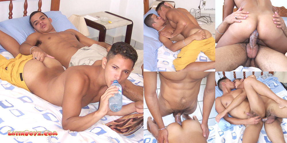 Bruno fucks Franky's hot ass with his big cock